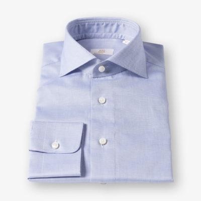 Lloyd Hall Blue Royal Twill Oxford Shirt